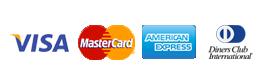 Logos tarjeta de crédito