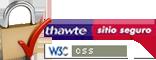 Thawte - sitio seguro